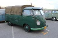 Green Single Cab