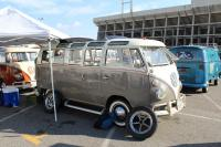 Mouse Grey 21-Window Deluxe Microbus