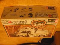 Vintage EMPI Equipped Herbie The Love Bug Model Kit
