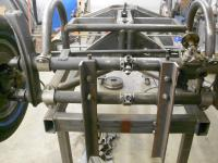 More Chassis work complete on the Manx Buggy