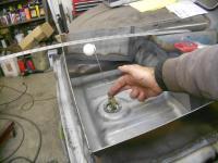 Modifying Fuel Tank on Puzzle Manx Buggy