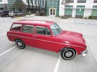 1964 Ruby Red Variant S