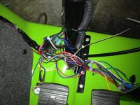 Buggy Steering Column, Fuel system