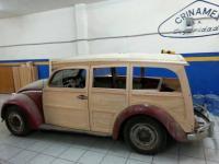 1963 Woody Update