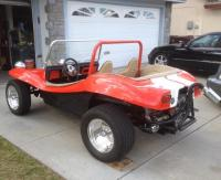 My 68 buggy. Almost done