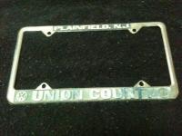 Dealer frame before