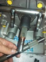 VW 094 trans HD input shaft