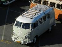 Bullet Kombi Hurst Safaris Walk Thru Roof Rack