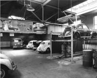 Jones VW Springfield MA 1957