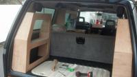vanagon cabinets