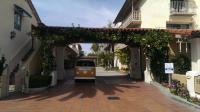 Bus in Santa Barbara