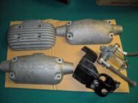 356 Carrera/550 parts