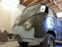 '55 Baja Barndoor Single Cab