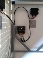 Westy solar panel