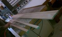 white oak slates