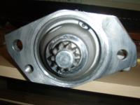 Adapter for AHU starter with DV bell housing