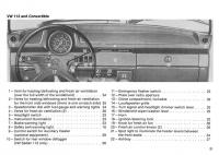 Blower controls 1973 super beetle