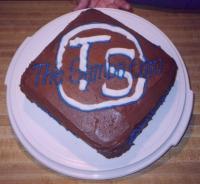Everett's birthday cake