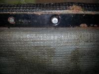 rear seat rubber