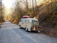 SE Tennessee, my son's bus