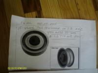 AAZ timing belt tensioner