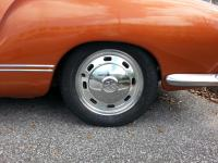 My Ghia with 175/65R15's and Type3 Rims