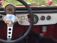 Buggy Dash and gauges
