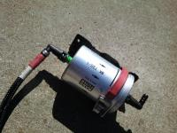 1.8T Syncro fuel filter using SAE fittings