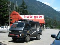 Syncro DONK3Y @ hells gate