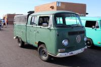Green Bay Window Double Cab