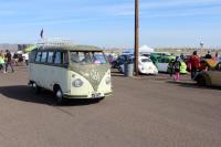 Green / Green Standard Microbus