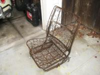 66-67 bug seat
