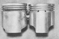 Empi X100 piston vs 36 hp original