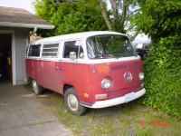 Firefly '70 vw bus