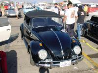 Black Convertible Beetle