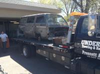 My first Van