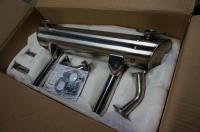 Vintage Speed 36HP stainless exhaust