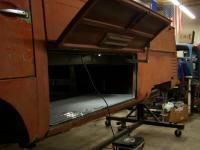 Treasure chest door repairs