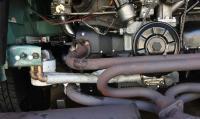 Full Flow Oil Filter Setup