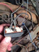 Electrical for 67 turnsignals. Dimmer