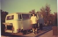Bus #1 71 camper