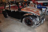 62 Black Patina Project
