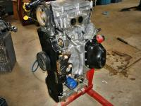 2013 Subi SOHC engine (last year)