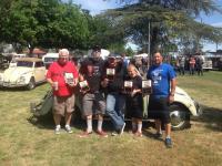 Deutschlanders VW Club Fresno