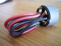 SWF ignition starter switch