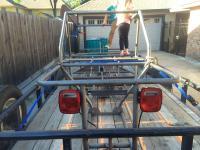 Fo Seat Sand Rail