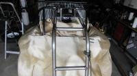 spare carrier for buggy