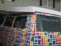 Westy DIY Paint Job