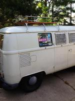 repro westfalia roof rack from EZ Camper