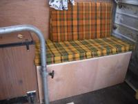 62 Kombi camper interior